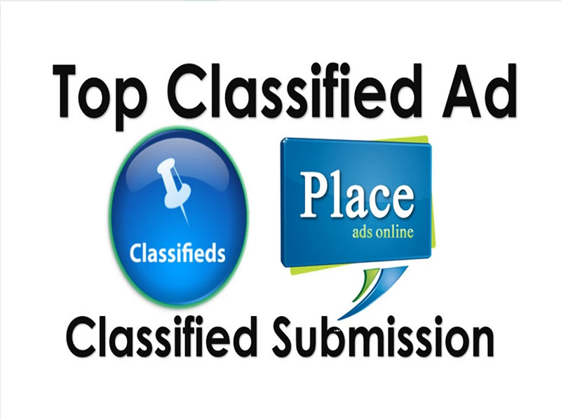50 High Authority Classified Ads Posting for more traffic & sales
