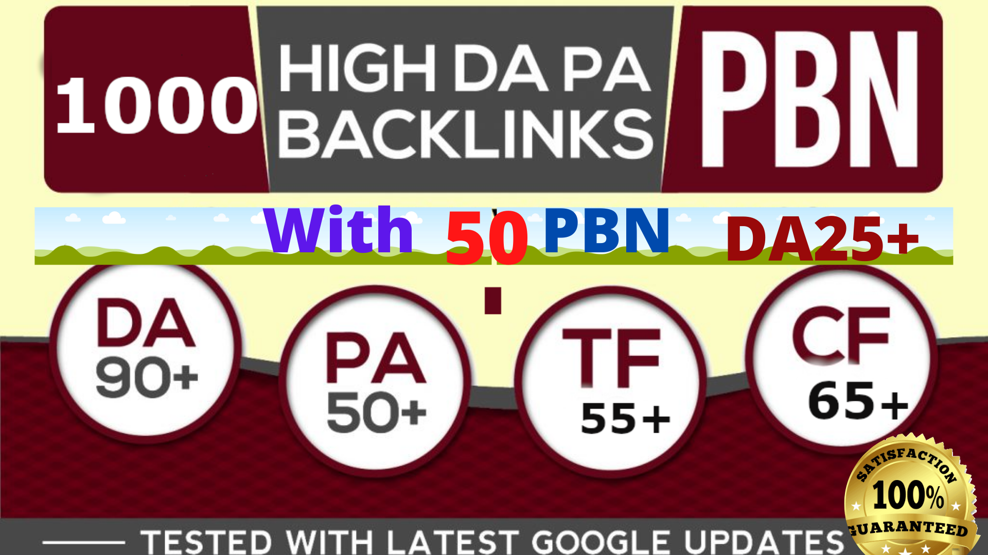 3 Tire DA90+1000+strong mixup links with 50 PBN DA25+ HIGH DA/PA/CF/TF exclusive Back-links