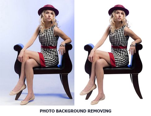 I will do background removal amazon item pictures mass superfast