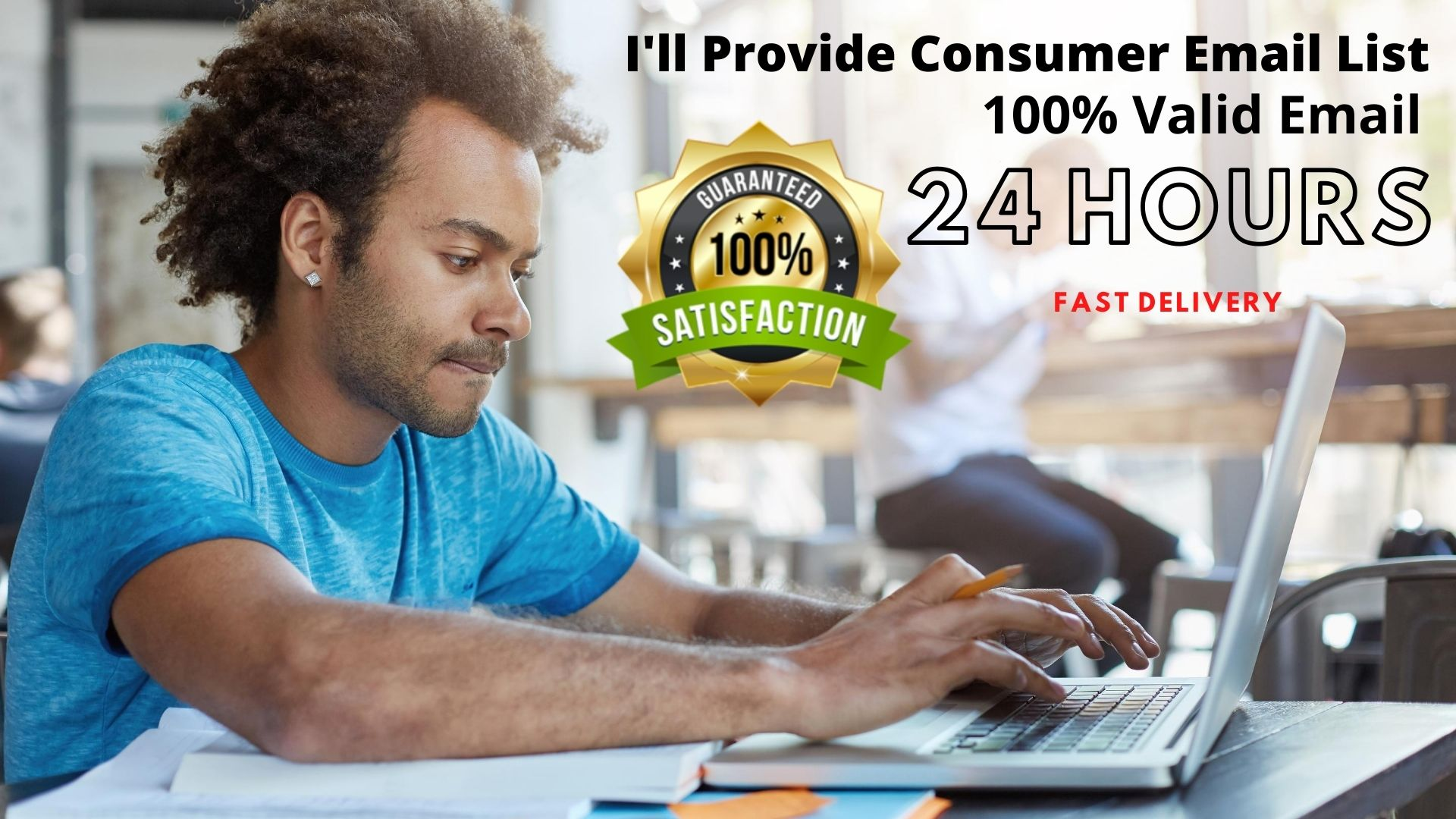 I will provide you 10 million active consumer email list of USA 2020