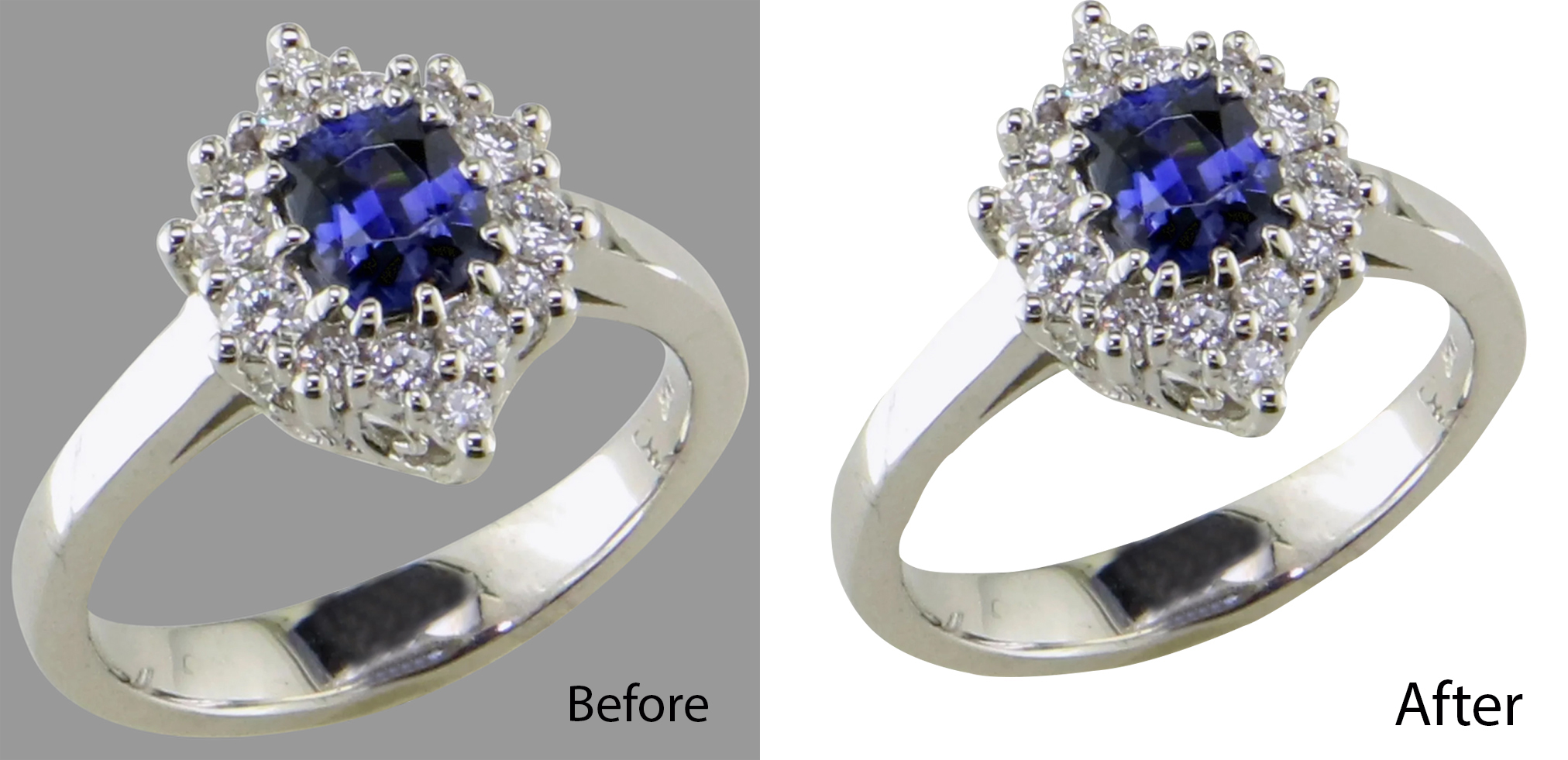 I will do remove product photo background by clipping path