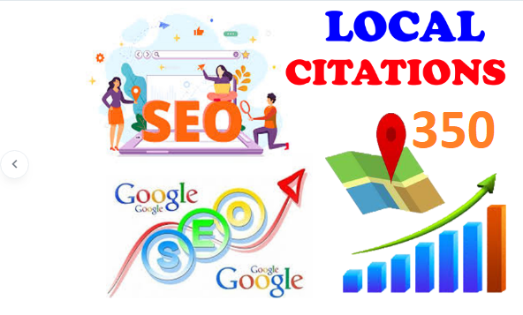 Create top 350 Live local citations Switzerland,  China,  USA,  UK,  UAE,  Canada for any country