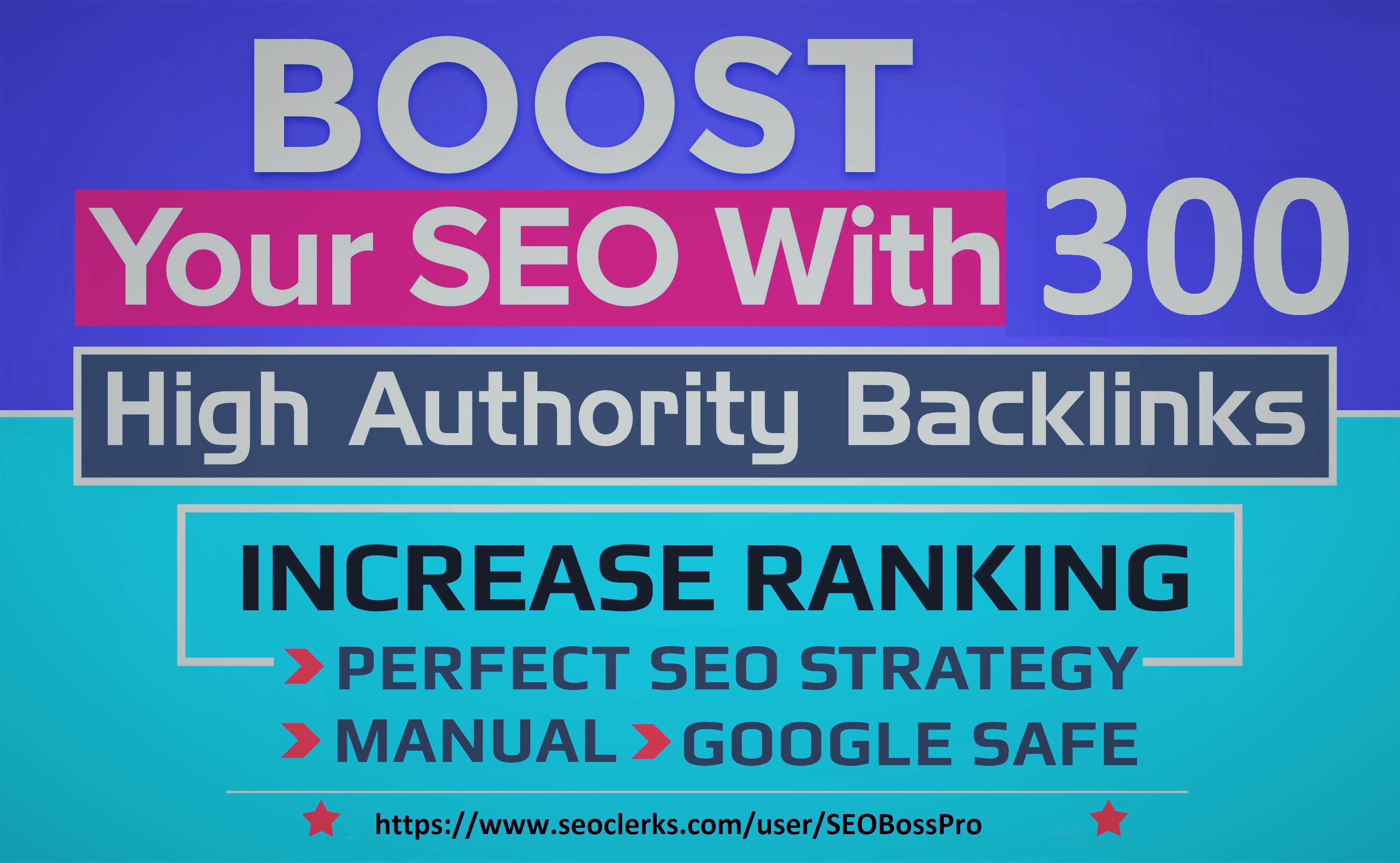 Boost Your SEO with 300 Profile High Authority Backlinks Increase Ranking