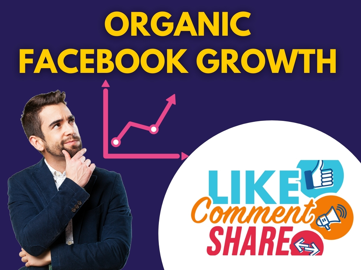 Organic Promotion of your Facebook Page for 3 days