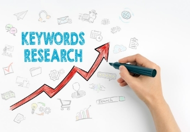 50 Depth SEO Keyword Research for Your Targeted Niche