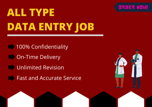 Do fastest data entry,  lead generation,  excel data entry job