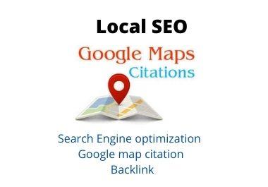 do 1000+ local citation and 10+ backlink