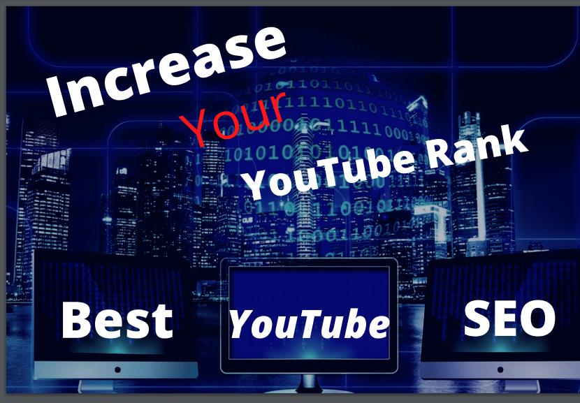 I will do best YouTube video SEO