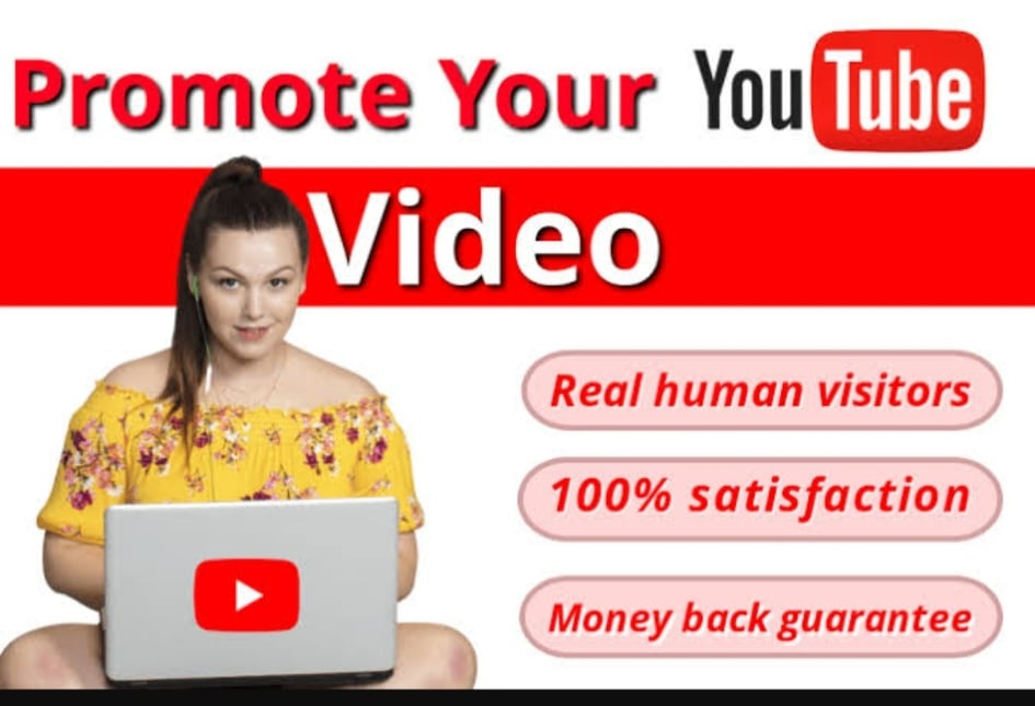 organic youtube video promotion to build viral your video