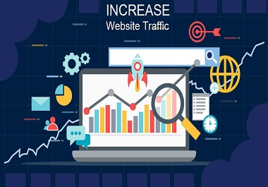 1000+ niche targeted USA web traffic for 3 days