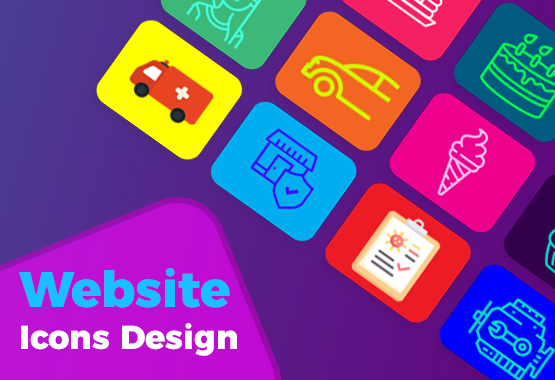 I will design website icon set or app icon in png format