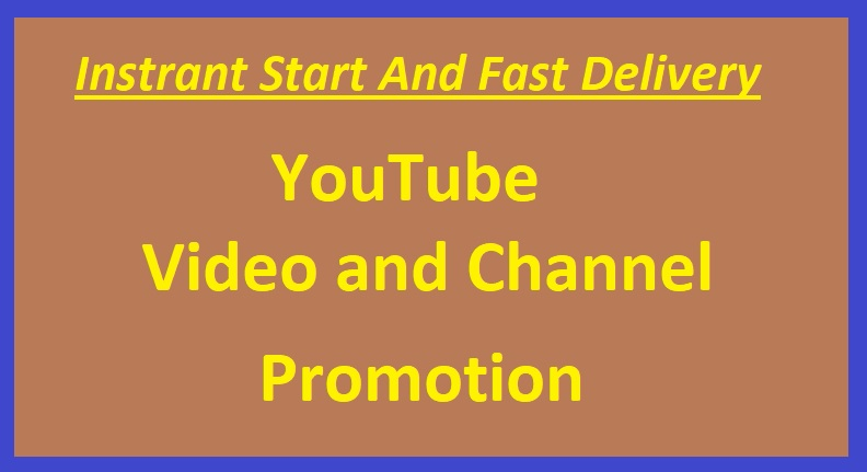 Good Relation YouTube Video Promotion in Social Media