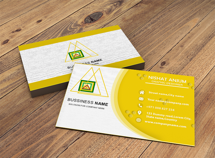 i will do unique business card design of your requirement