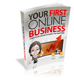 grow your FIRST ONLINE business