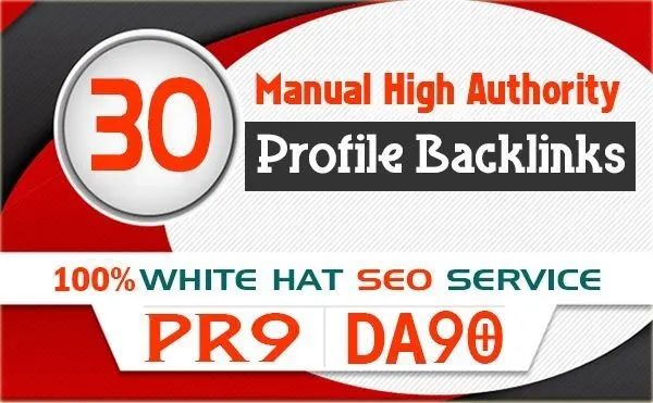 Complete SEO Pack with Manual Link Buildings Get 30 High PR/DA backlinks with reports