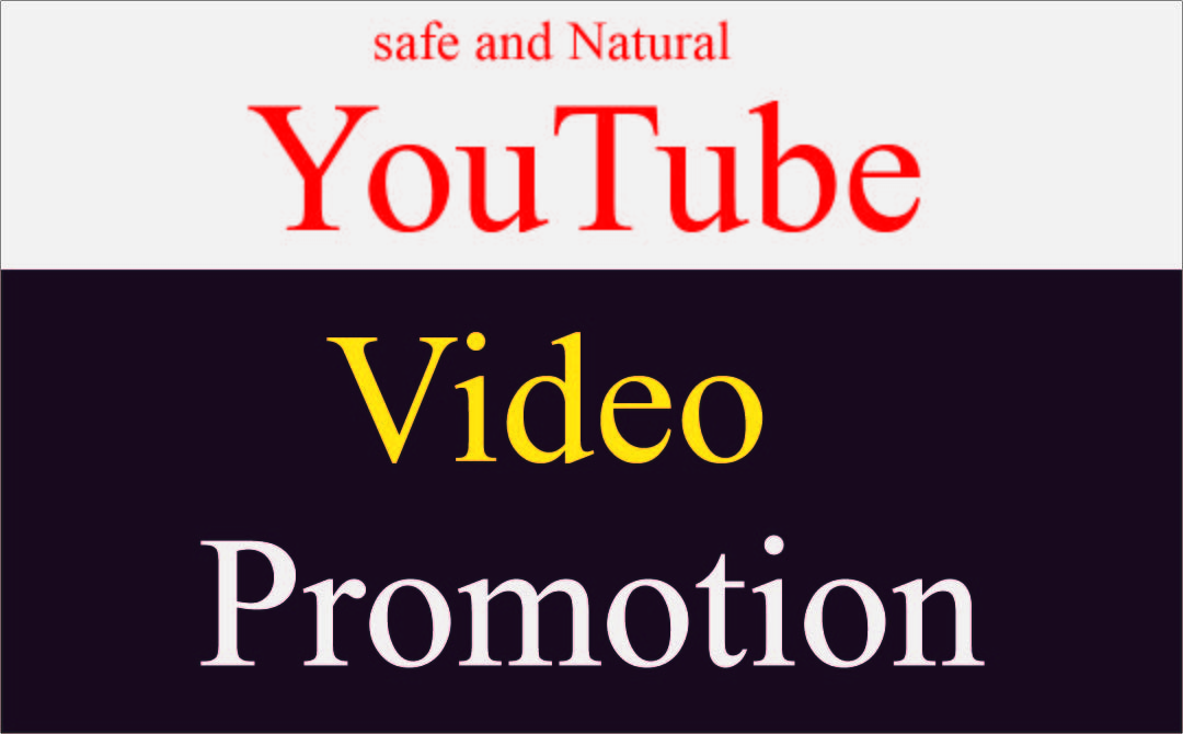 Fast Organic YouTube video promotion Via Target Country Audience USA,  UK,  Mexico
