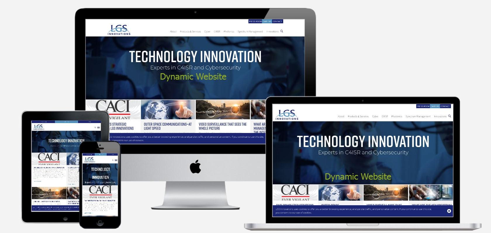 professional wordpress website design and development with responsive