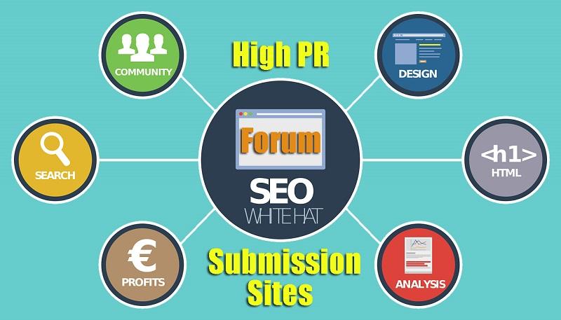 I Will do 30 Forum Posting Backlinks High PR Metrics