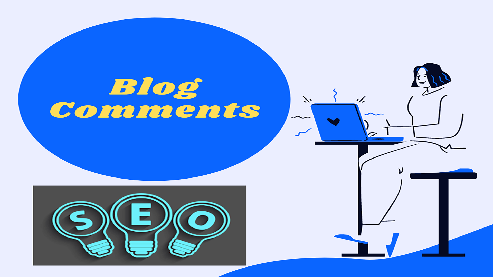 I will Create 100 High Authority Blog Comments Service