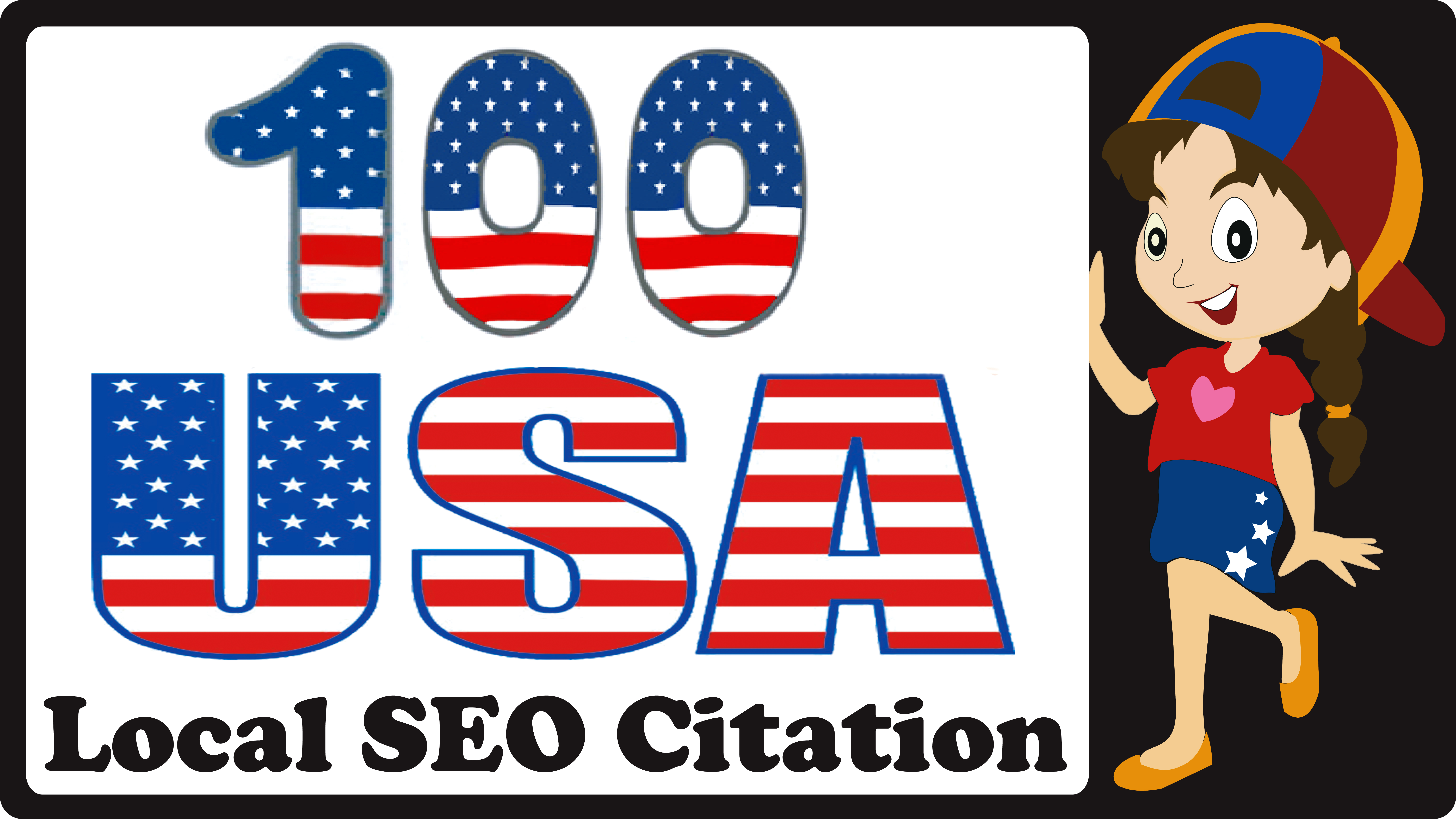 I Will Do 100 USA Local SEO Citations And Directory Submission
