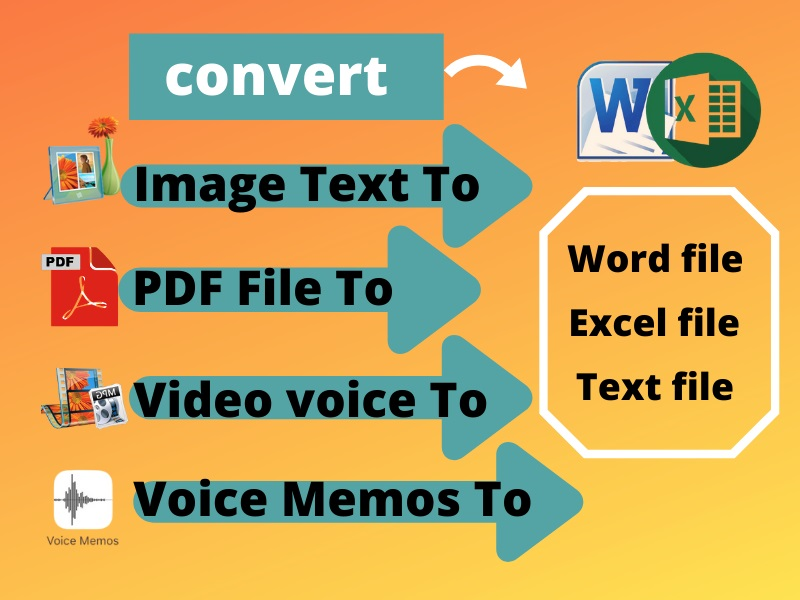 I will provide quality transcripts for english audio or video to text