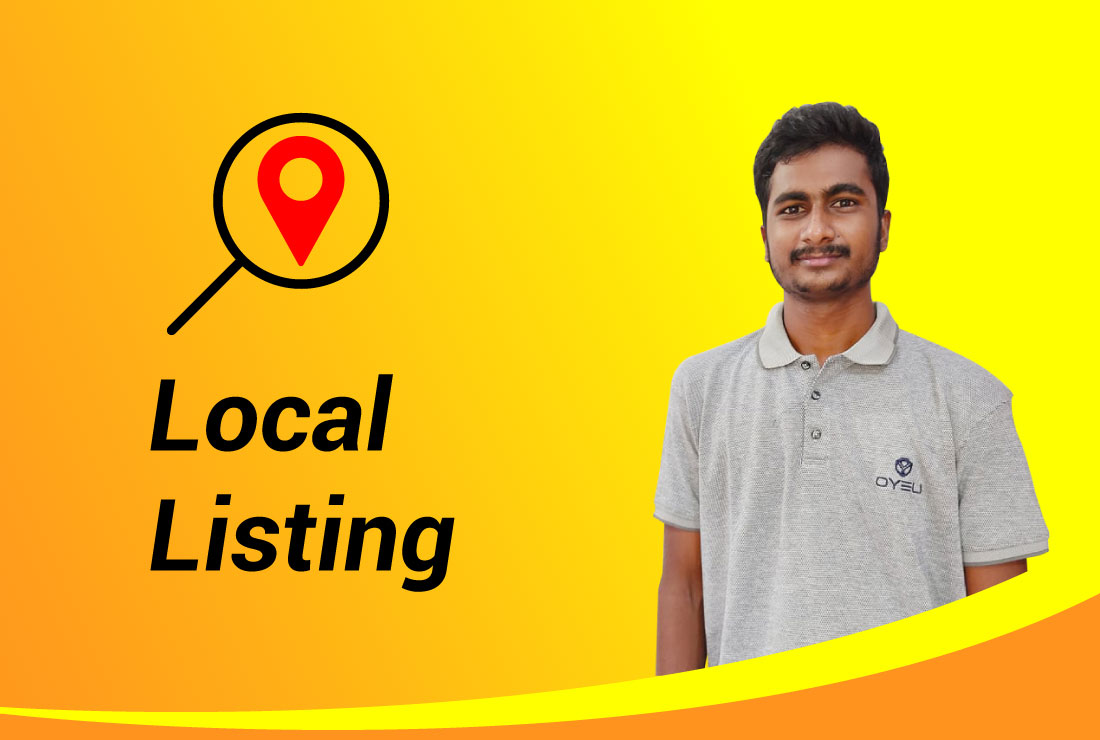 I will do 70+ Local Listing And Services For Your Business.