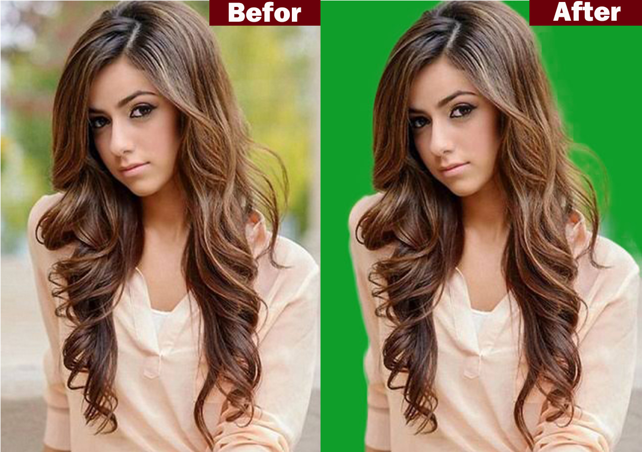 I will remove product and photo background professionally