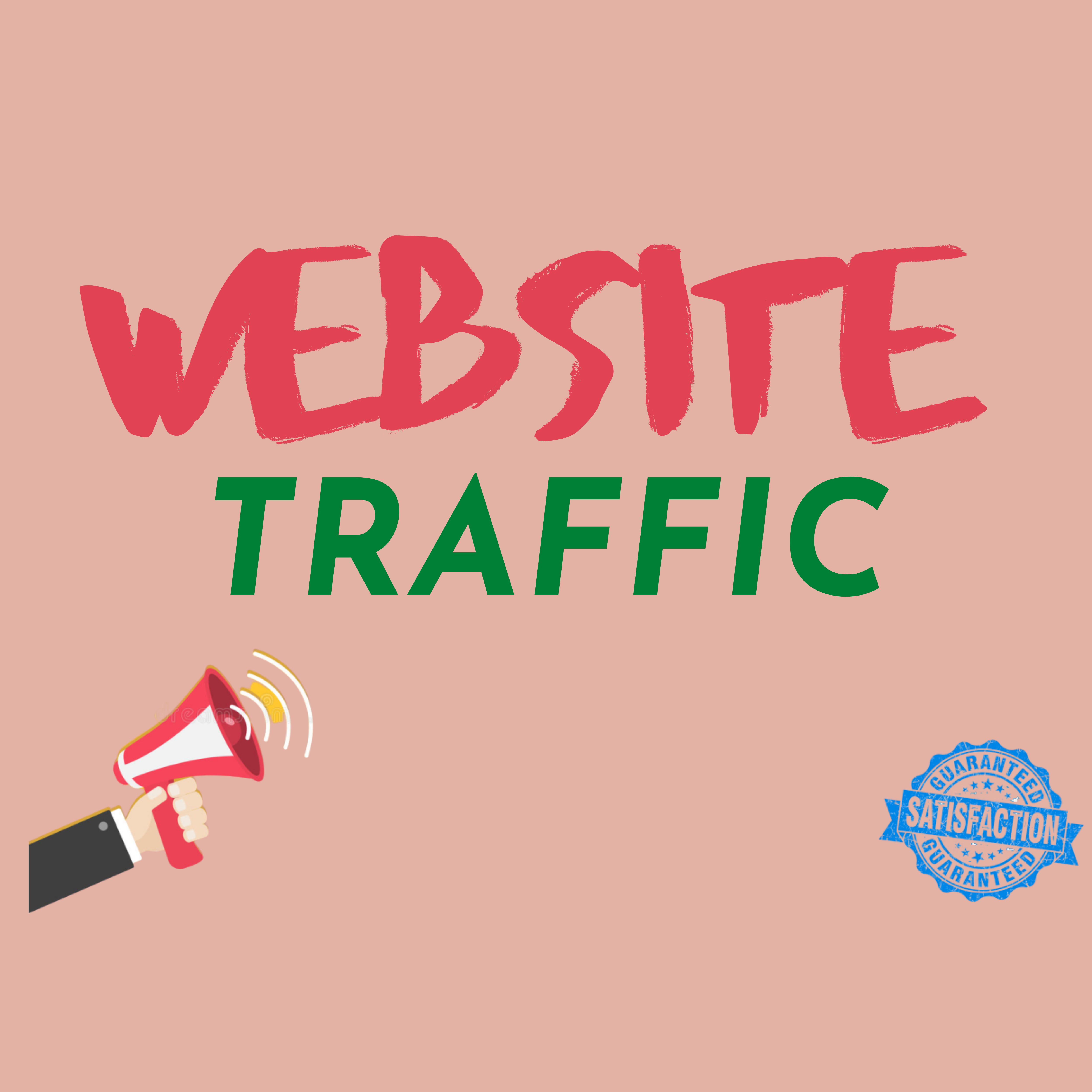 I will give you organic 200 traffic per day