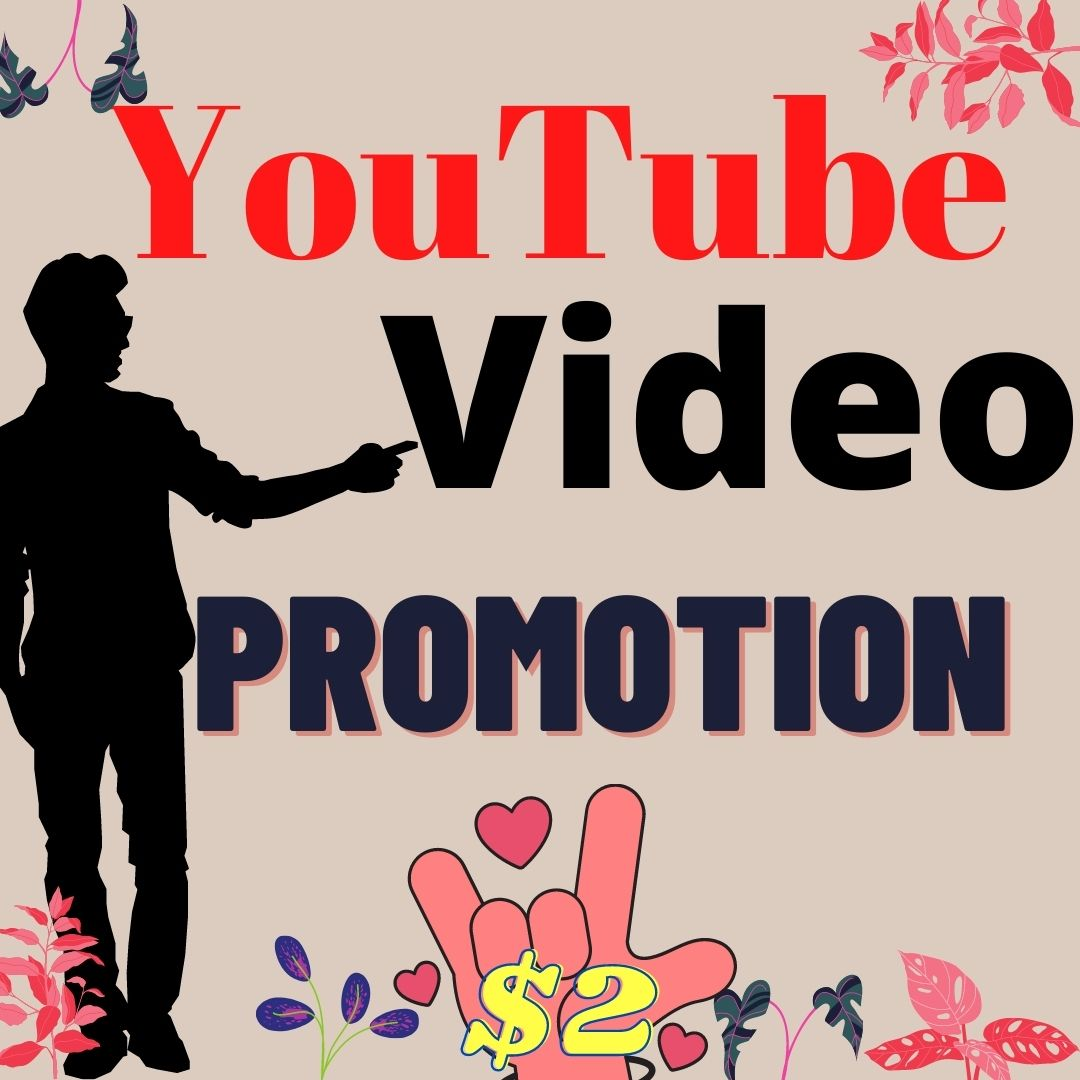 organic YouTube Package video promotion