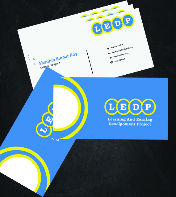 I will provide the professional Business Card