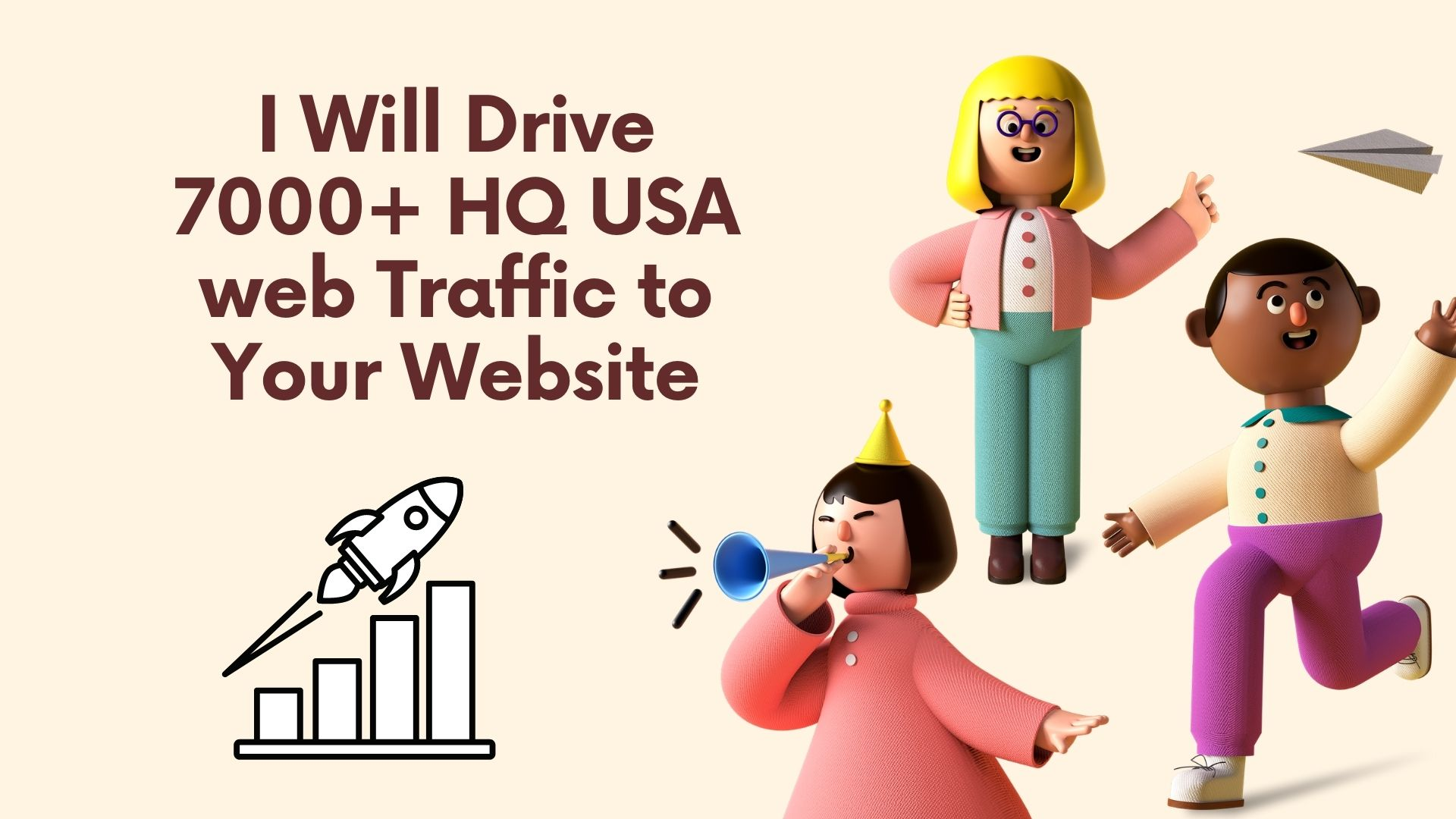7000 USA traffic low bounce rate targeted traffic