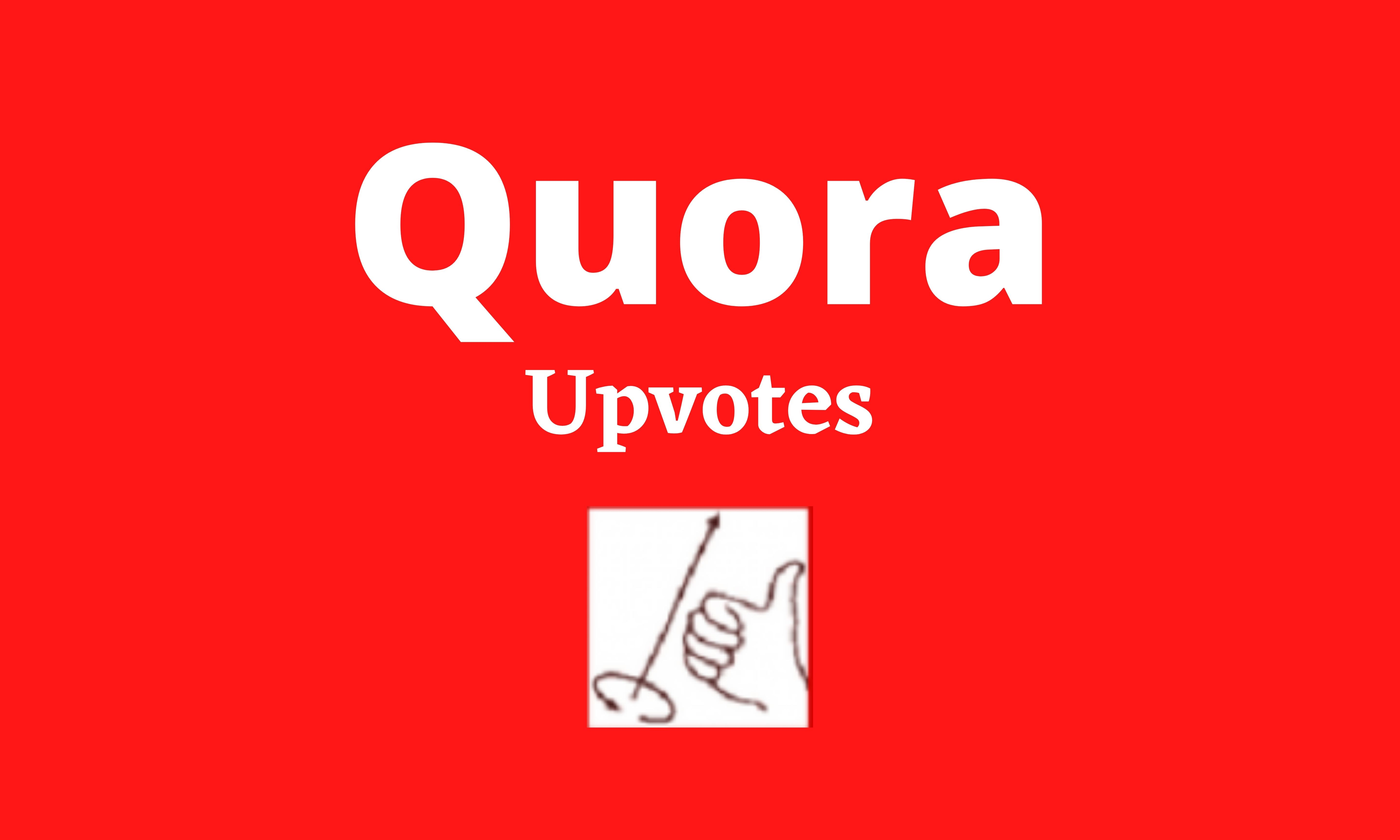Promote your website by 10 HQ Quora Answer
