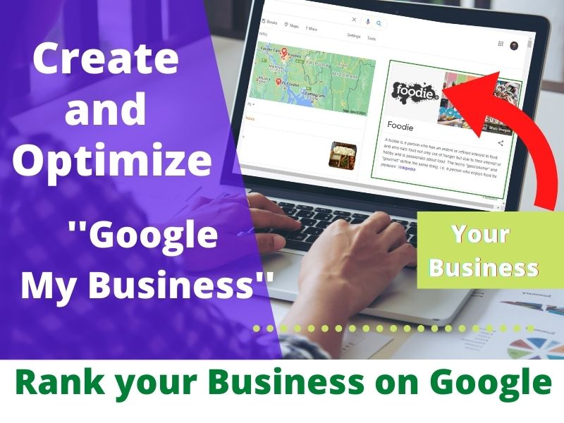 I will create & optimize your Google My Business account for your business