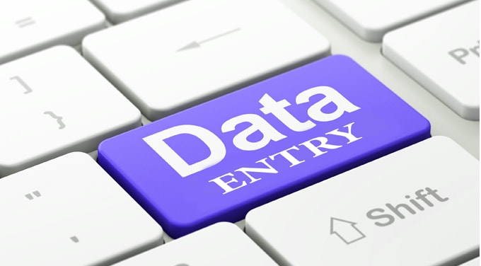 We provide professional Data Entry work.
