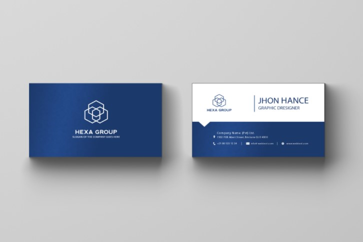 I will design modern and corporate business identity card