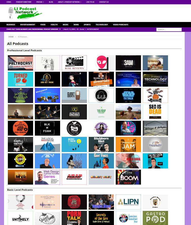 I will promote your podcast on our high traffic podcast network