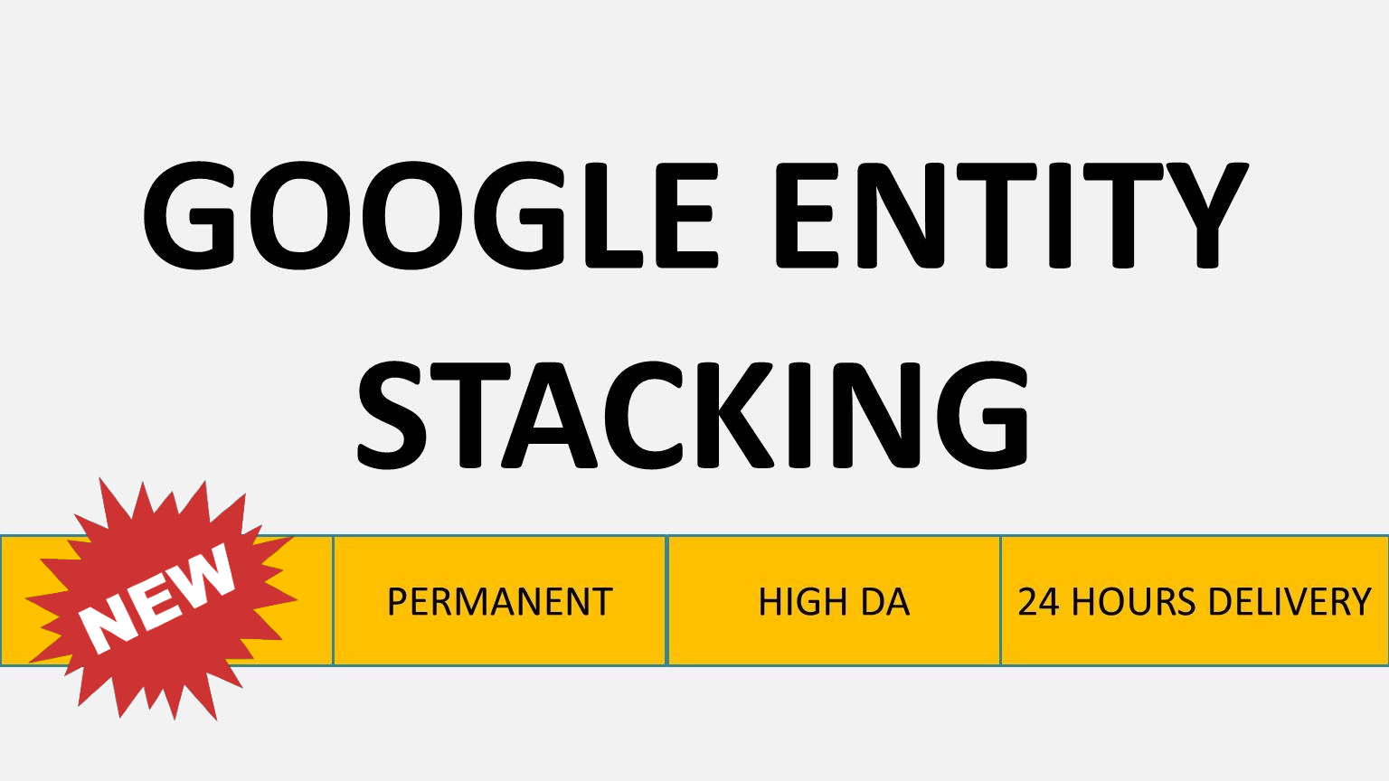 I will do google entity stacking permanent contextual backlinks