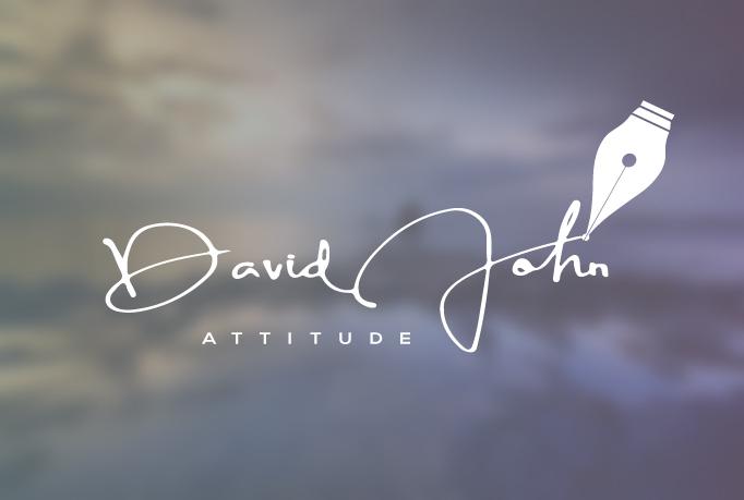 design an elegant feminine signature logo