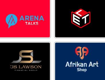 Premium Monogram logo and Initial Letter logo Design