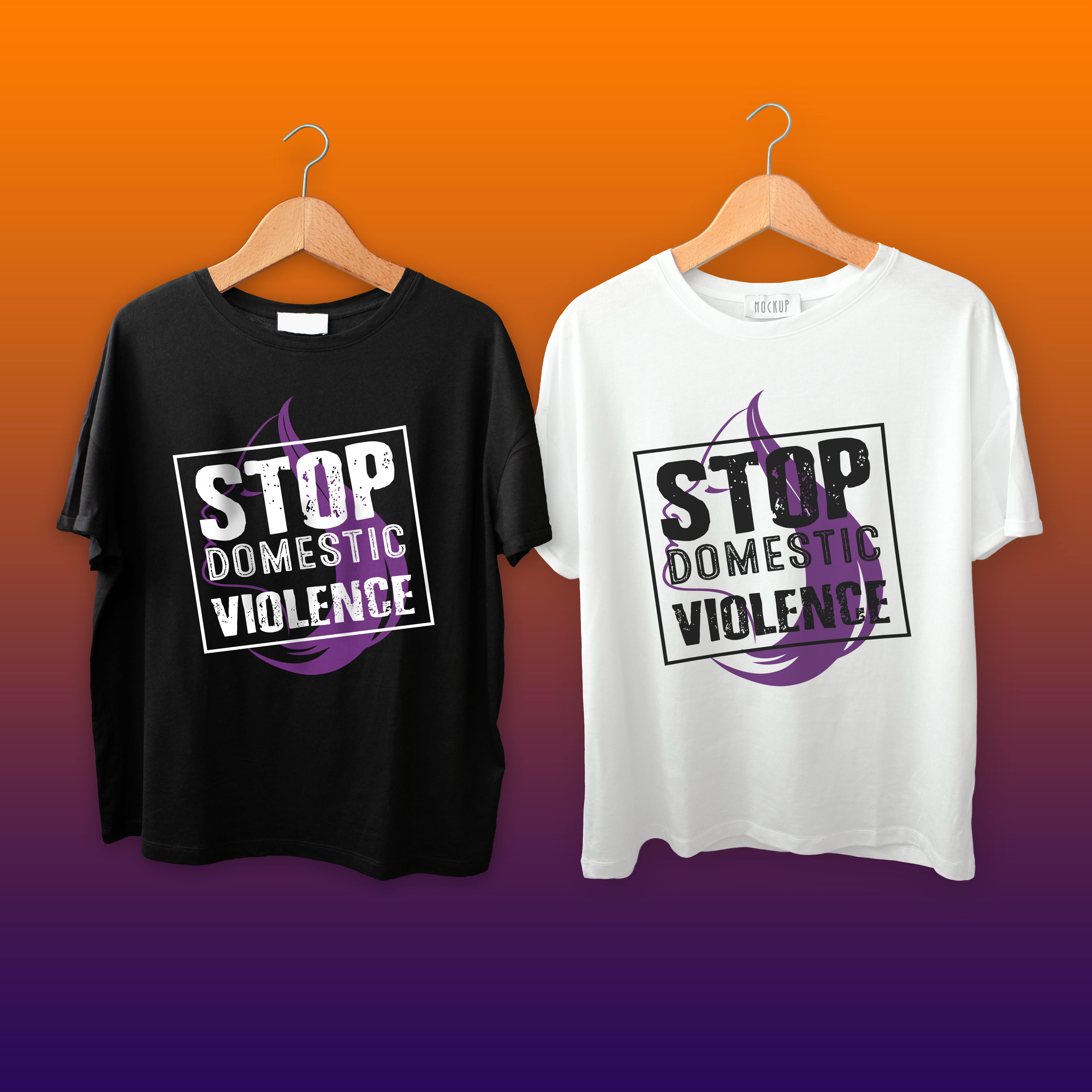 I will design Awesome Modern Tshirts for any Campaign or brand