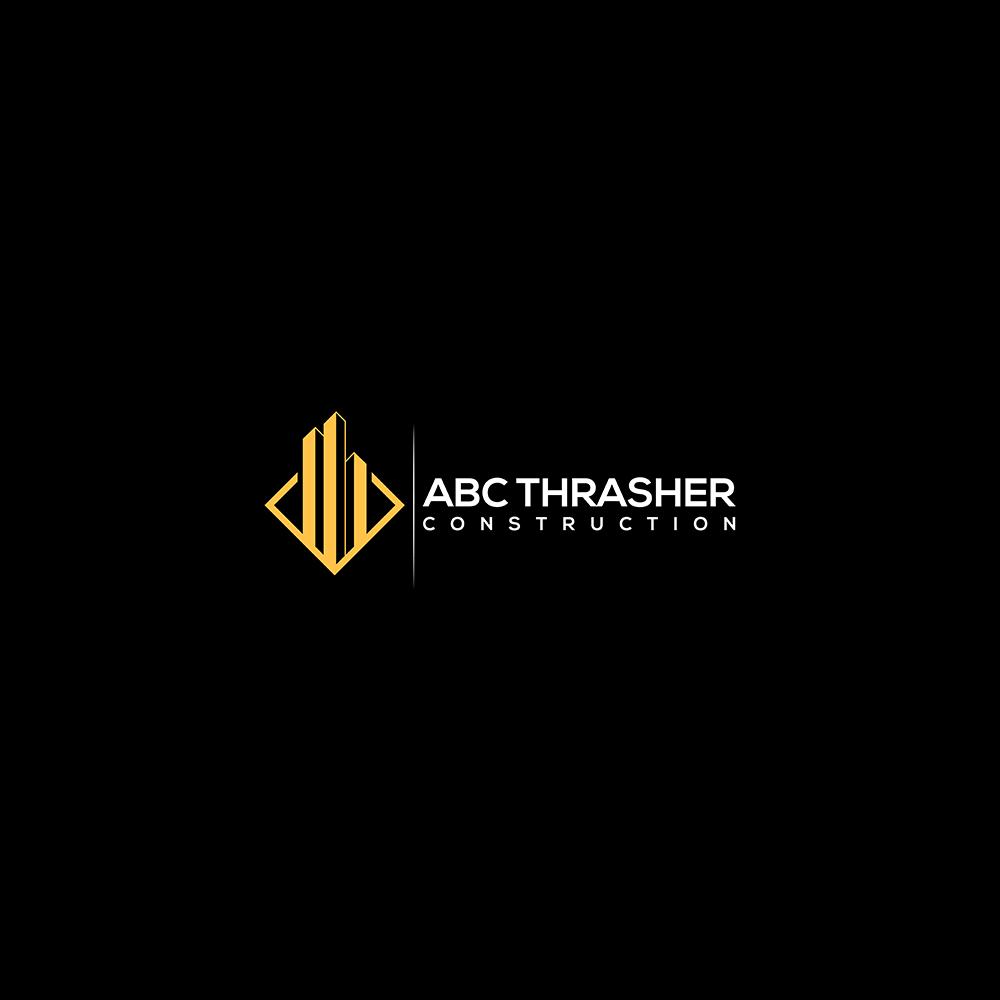 I will do flat minimalist logo design