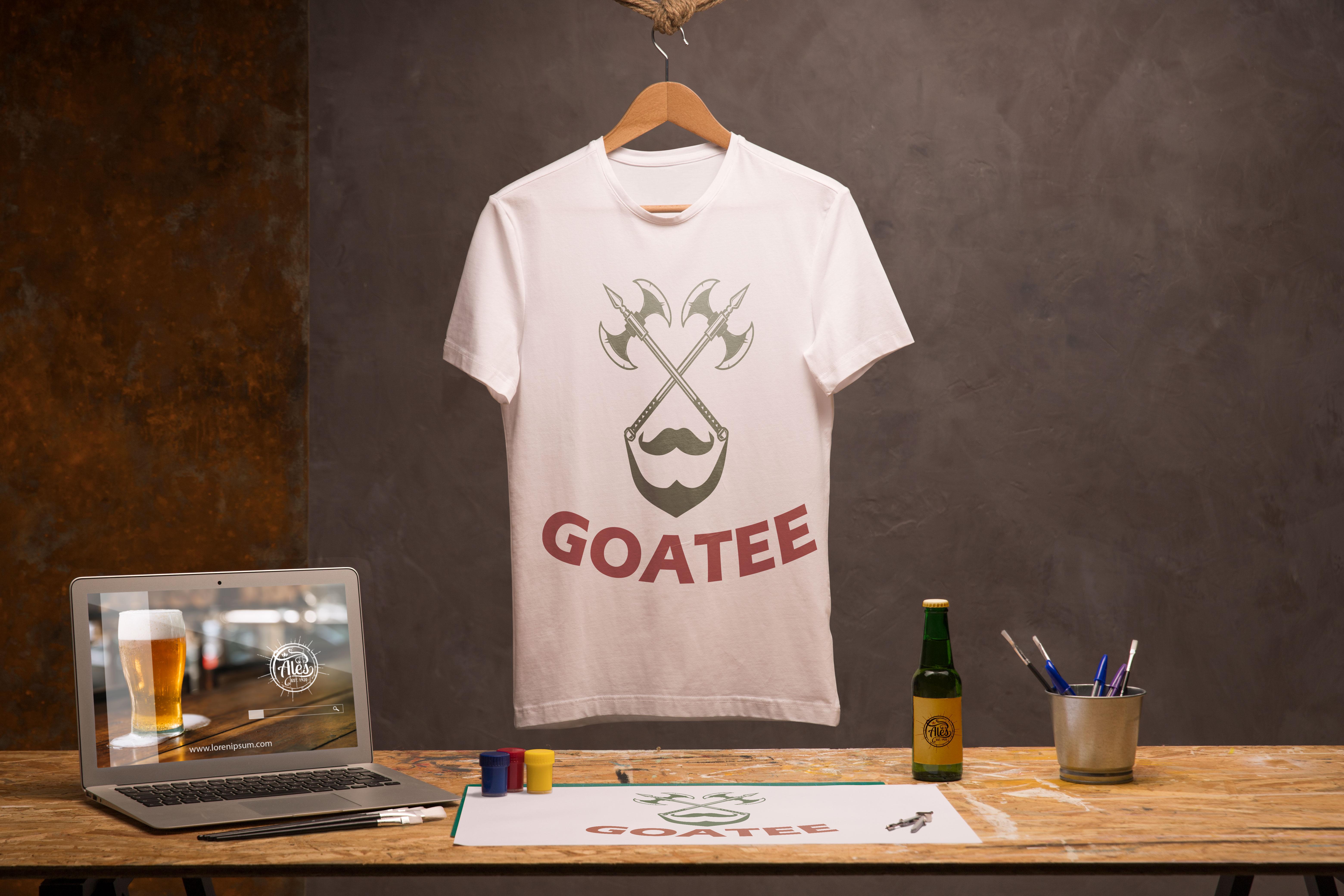 I will make high quality t-shirts designs