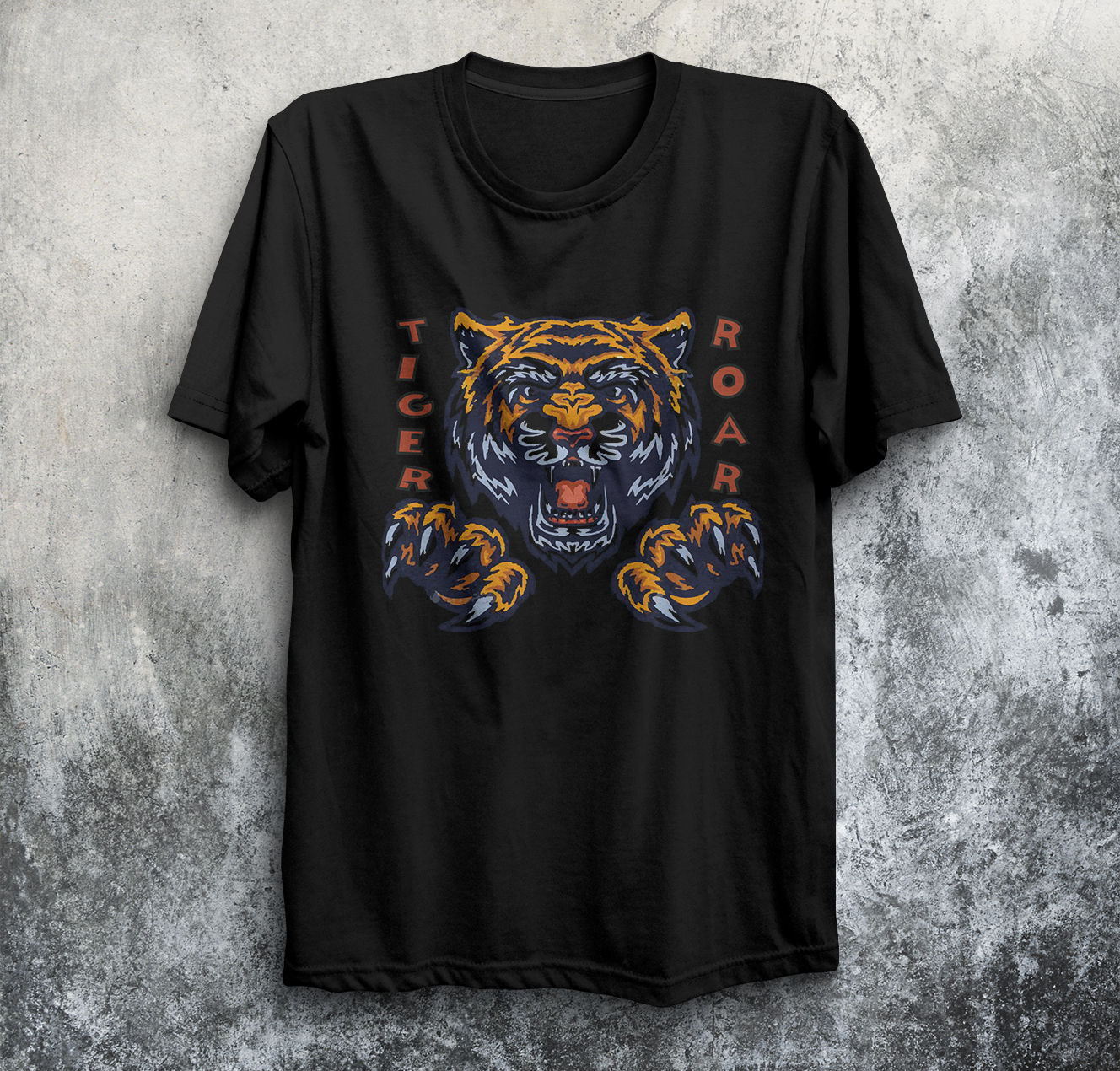 I will create unique and attractive graphic t shirt design