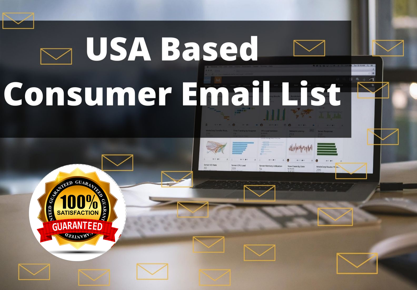 I will provide you USA based active consumer Email list 2020