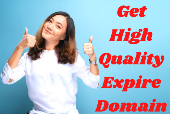 Offer 2 High Quality Expired Domains for 301 Redirect with Spam Free