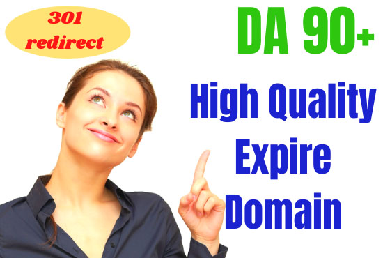 Offer 3 High Quality Expired Domains for 301 Redirect with Spam Free