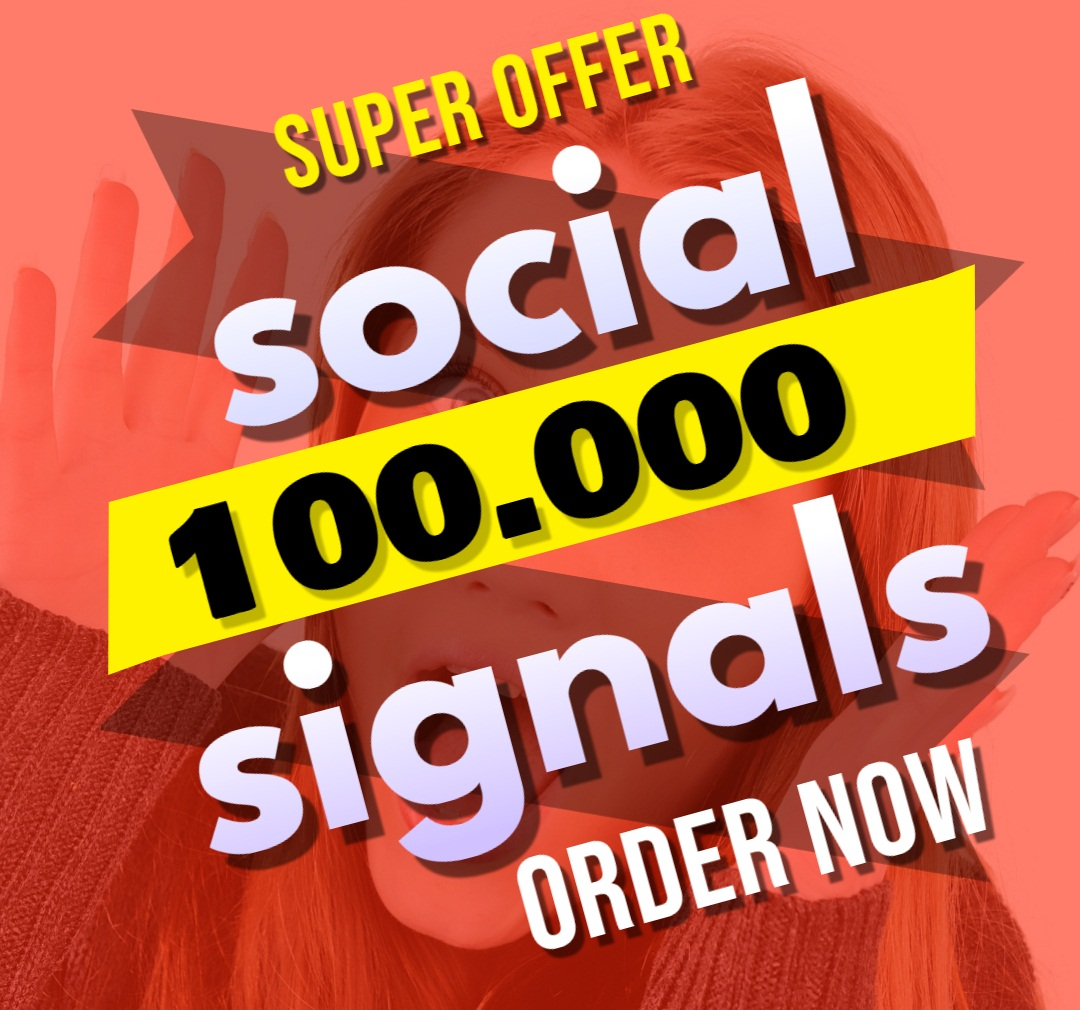 Great Top 1 Powerful Platform 100,000 SEO Social Signals Share Bookmarks Important Google Ranking