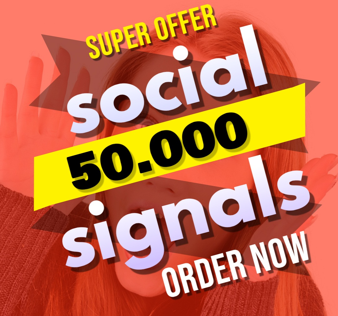Great Top 1 Powerful Platform 50,000 SEO Social Signals Share Bookmarks Important Google Ranking