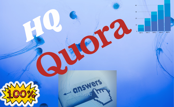 Service you 10 high quality quora answer for website traffic