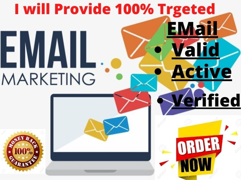 I will find 1k Trgeted Verified Email Lists